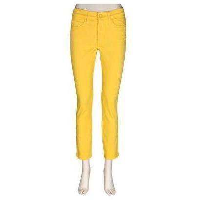 Mac 7/8-Jeans Dream Gelb