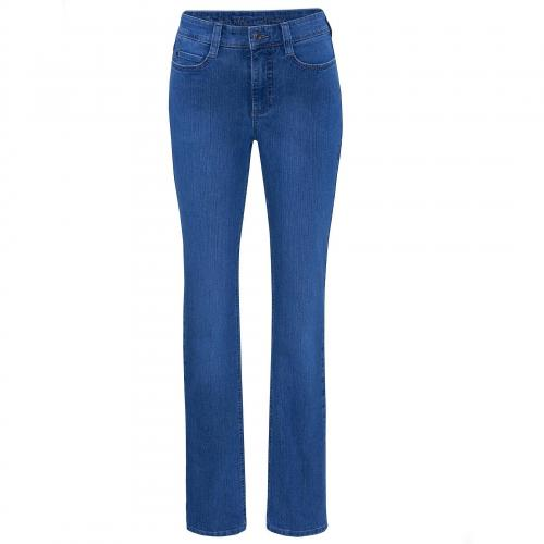 Mac Damen Jeans Angela Stoned Blue