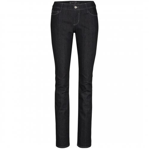 Mac Damen Jeans Carrie Pipe Black D990