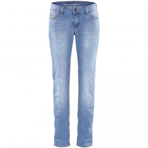 Mac Damen Jeans Carrie Power Denim Light Summer Bleached