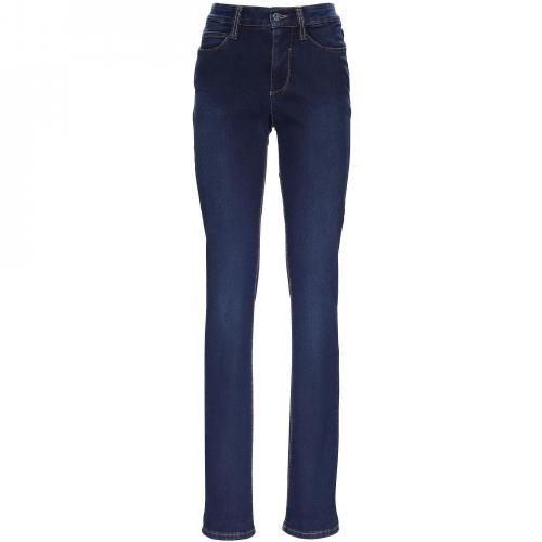 Mac Damen Jeans Dream Blue D824