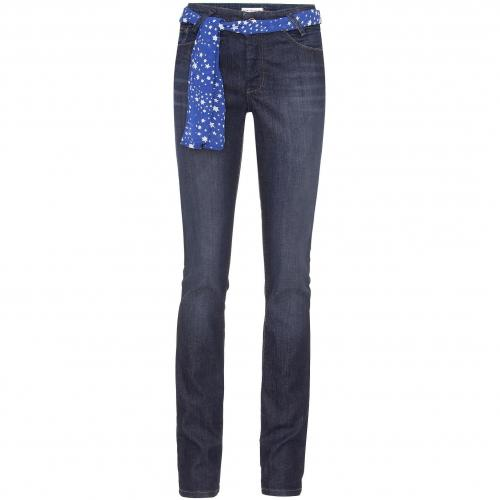 Mac Damen Jeans Lieblingsjeans Stretch Darkblue