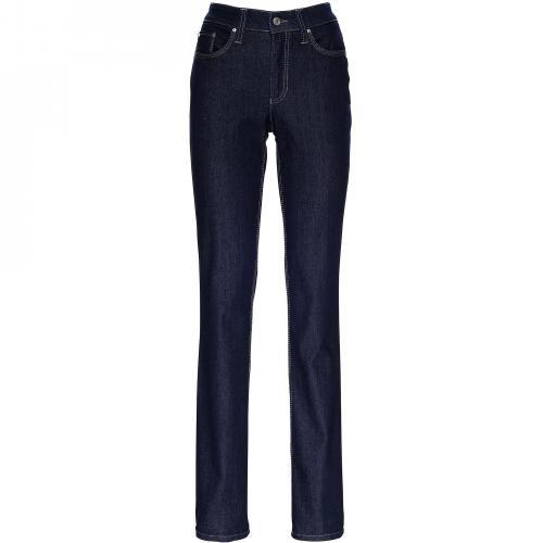 mac damen jeans melanie darkblue d801 mydesignerjeans. Black Bedroom Furniture Sets. Home Design Ideas