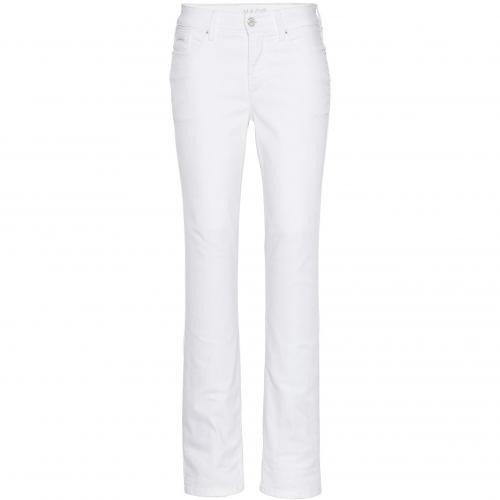 Mac Damen Jeans Melanie Power Denim Light
