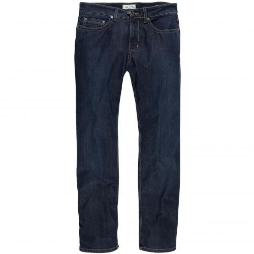Mac Herren Jeans Ben Stretch Darkblue H098
