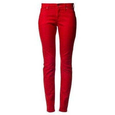 MAC HYPER STRETCH DENIM SKINNY Jeans rot
