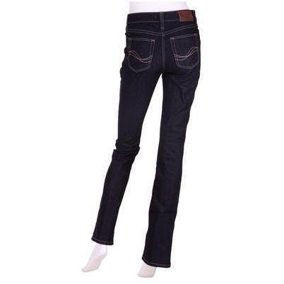 mac jeans melanie dark rinsewash mydesignerjeans. Black Bedroom Furniture Sets. Home Design Ideas