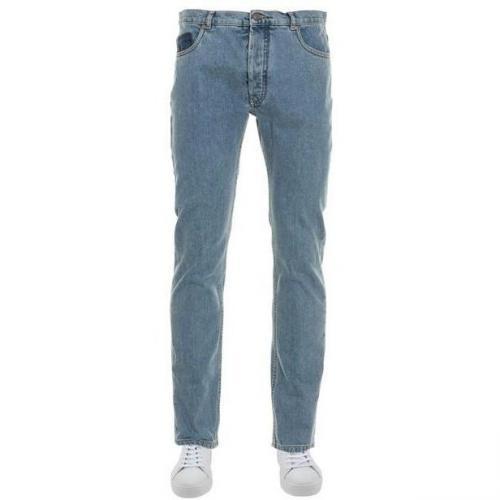 Maison Martin Margiela Jeans blue