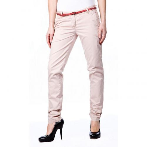 Maison Scotch Bella Chino Straight Fit Rosa