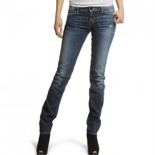 Maison Scotch Jeans blau Straight Leg