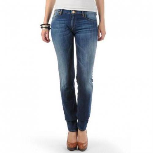 Maison Scotch Jeans Slim Fit blau