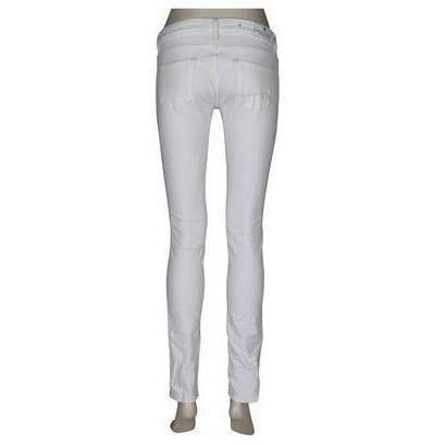 Maison Scotch Jeans Weiß