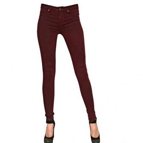 Marc By Marc Jacobs - Fünf Taschen Denim Power Stretch Jeans