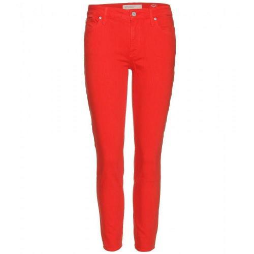 Marc by Marc Jacobs Lola Crop Skinny Jeans