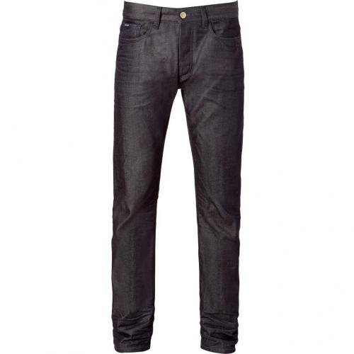 Marc Jacobs Blue Raw Denim Pants