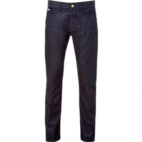 Marc Jacobs Dark Denim Regular Fit 5 Pocket Jeans
