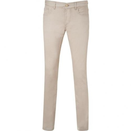 Marc Jacobs Sand 5 Pockets Denim Pant
