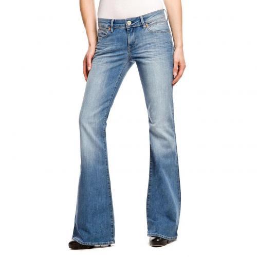 mavi amber jeans used bootcut. Black Bedroom Furniture Sets. Home Design Ideas