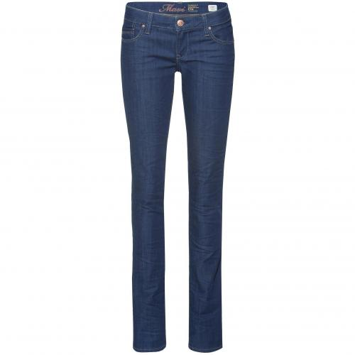 Mavi Damen Jeans Lindy Darkblue