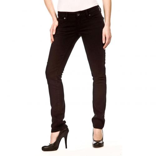 Mavi Lindy Jeans Schwarz Slim Fit