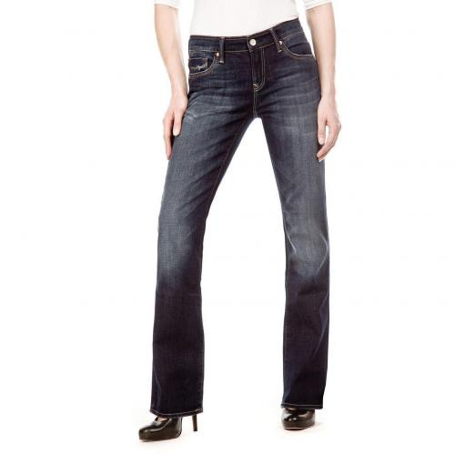 Mavi Mona Jeans Dark Used Bootcut