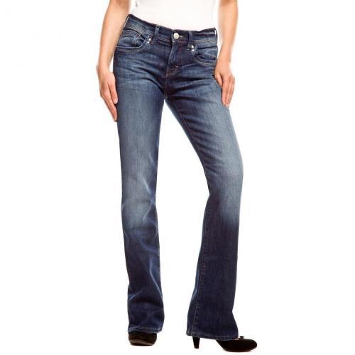 Mavi Mona Jeans Stone Used Bootcut