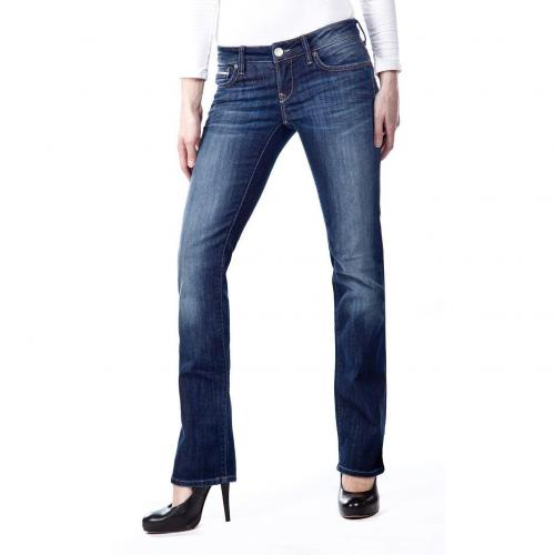 Mavi Olivia Jeans Stone Used Straight Fit
