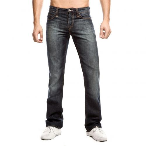 Mavi Pierre Jeans Dark Used Straight Fit