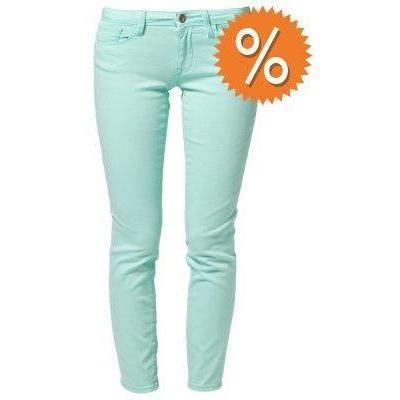 Mavi SERENA Jeans mint grün
