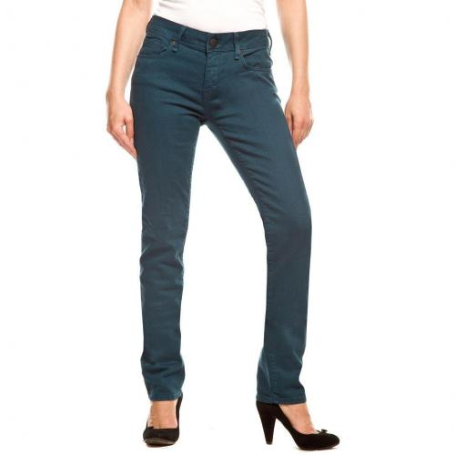 Mavi Sophie Jeans Slim Fit Grün