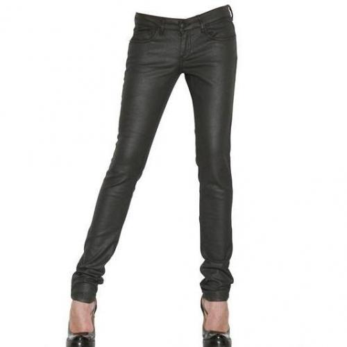 Mcq Alexander Mcqueen - Denim Stretch Super Skinny Jeans