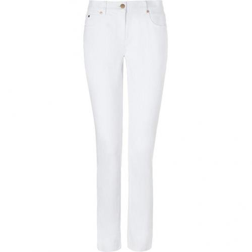 Michael Kors White Denim Pants