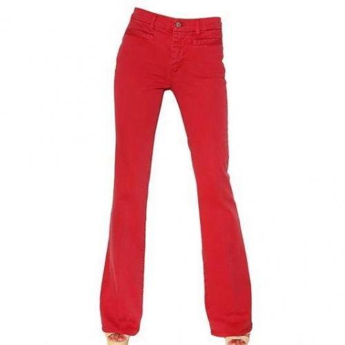 Mih Jeans - Marrakesh Stretch Denim Kick Flare Jeans