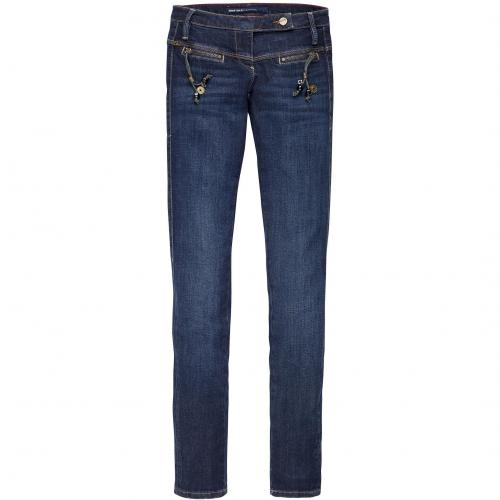 Miss Sixty Damen Jeans Blu Andros Second Skin