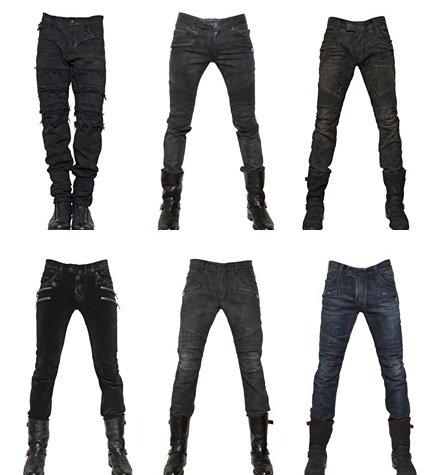 Jeans in der Hip Hop-Kultur: der Wandel