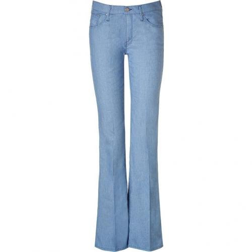 Mother The Slacker Crazy Sweet Bell Flared Jeans
