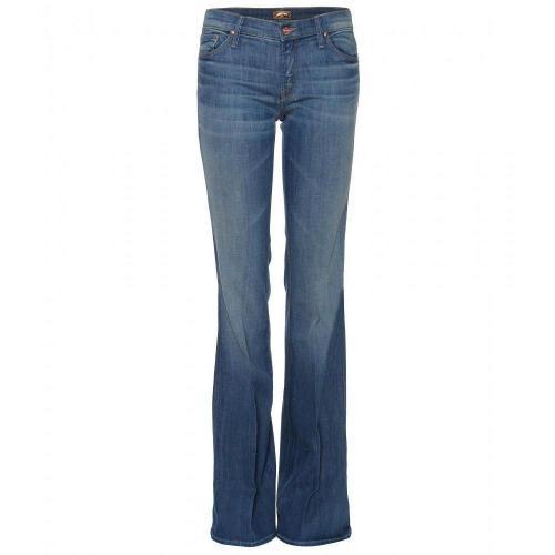 Mother The Wilder Flared Leg Jeans Getaway Girl