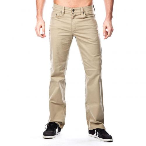 Mustang Big Sur Jeans Beige Comfort Fit