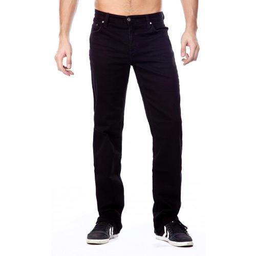 Mustang Big Sur Jeans Comfort Fit Schwarz