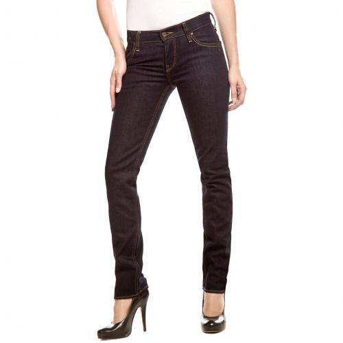 Mustang Girls Oregon Tube Jeans Slim Fit Onewash Überlänge 36