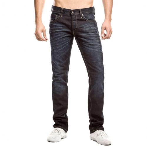 Mustang Kelso Jeans Dark Used Straight Fit
