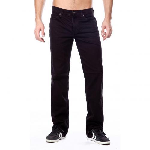 Mustang Tramper Jeans Straight Fit Schwarz