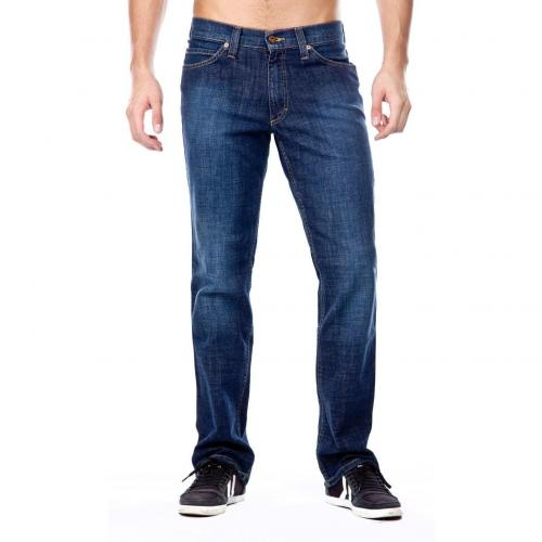 Mustang Tramper Jeans Straight Fit Stone Used Straight Fit