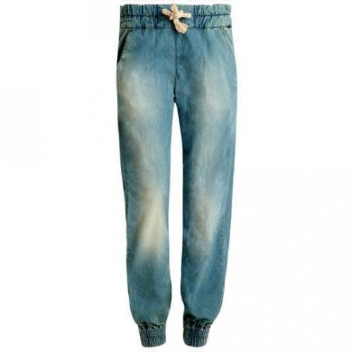 Nikita - Harem Modell Departure Jeans stardust Farbe Helle Waschung