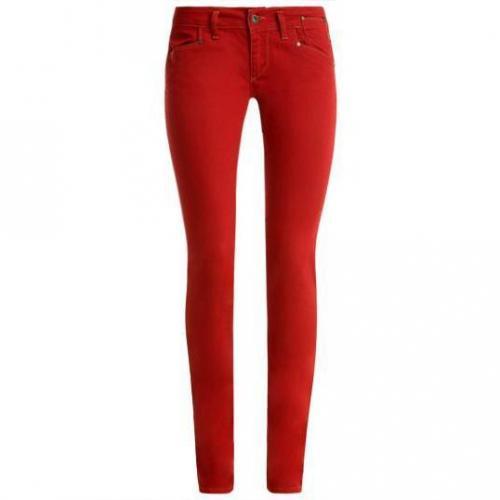 Nikita - Slim Modell Isobel Jeans Carmino Farbe Rot