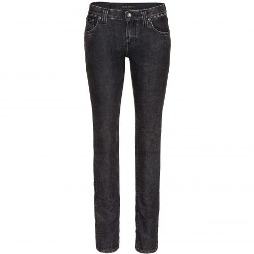 Nudie Damen Jeans Tight Long John