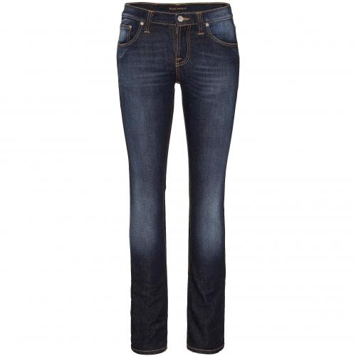 Nudie Damen Jeans Tube Kelly