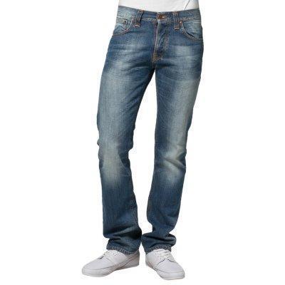 Nudie Jeans AVERAGE JOE Jeans indigo embo