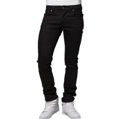 Nudie Jeans GRIM TIM Jeans schwarz ring