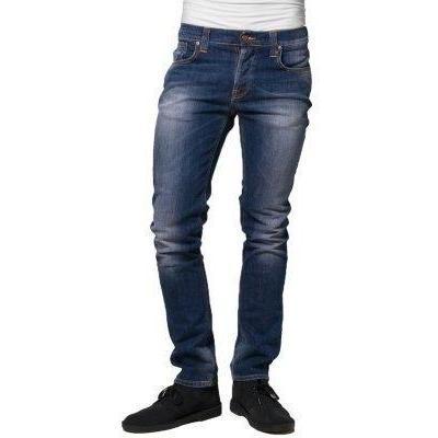 Nudie Jeans GRIM TIM Jeans slub ecru embo